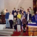 Jõhvi kirikus esinemas